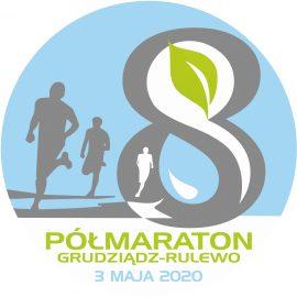 8 Półmaraton Grudziądz-Rulewo śladami Bronka Malinowskiego